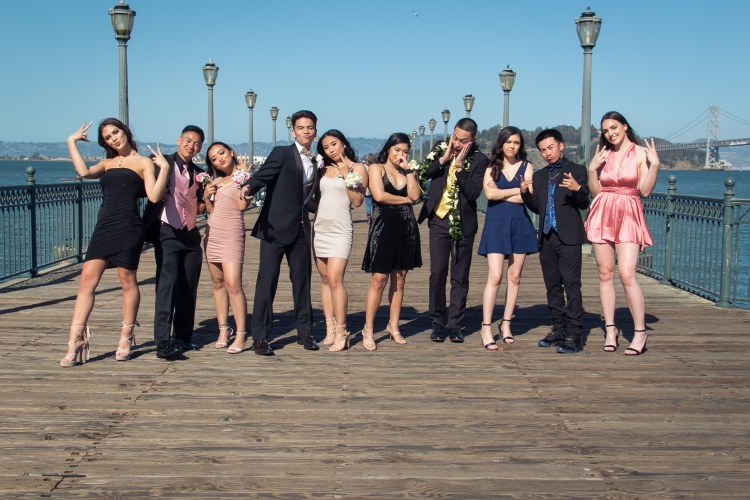 Prom Photos SF-9197